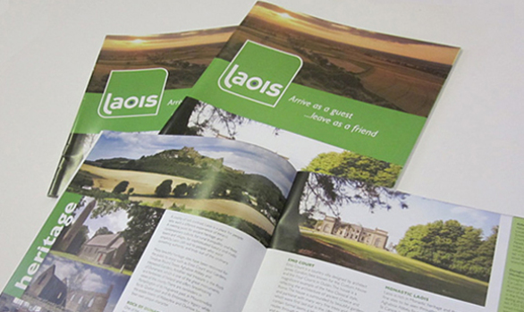 Laois Tourism Brochure