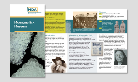 Mountmellick Museum Brochure