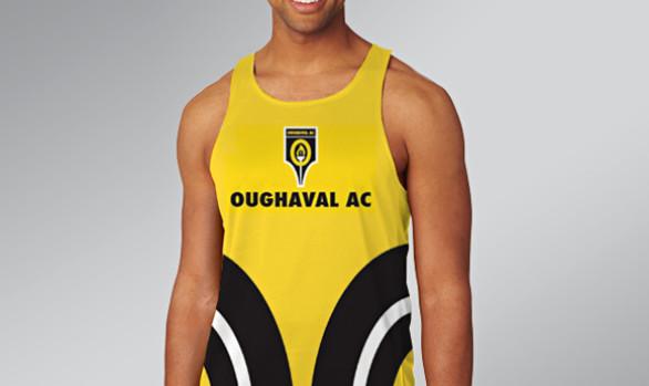 Oughaval AC Singlet