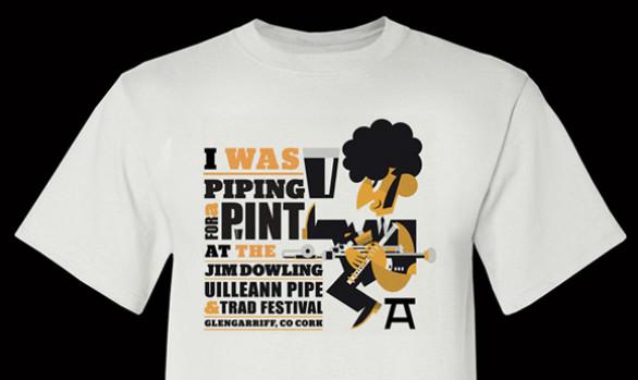 Jim Dowling Festival T-Shirt