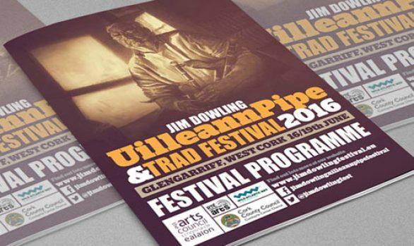 Jim Dowling Festival Programme